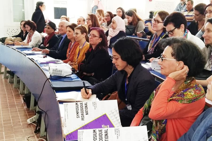 Démarrage du Symposium National pour la réforme pédagog...