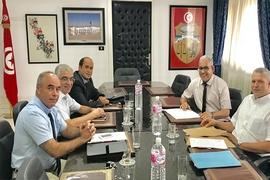 استئناف مناقشة مشاريع تخرج الطلبة بكلية العلوم بتونس