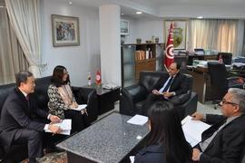 انطلاق برنامج تعاون مع المعهد الكوري للسياسات العلمية و...