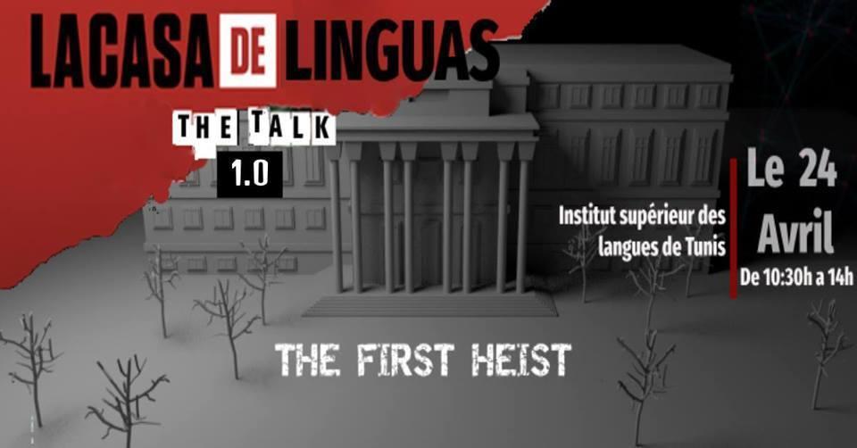 La Casa de Linguas 1.0 : The Talk!