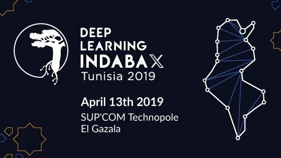 Deep Learning INDABAX Tunisia 2019