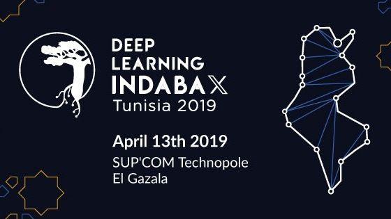 Deep Learning INDABAX Tunisia 2019